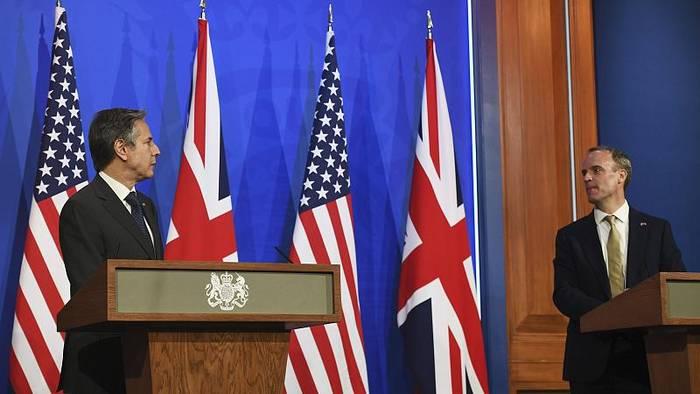 News video: Blinken und Raab: Wiederbelebung der direkten Diplomatie