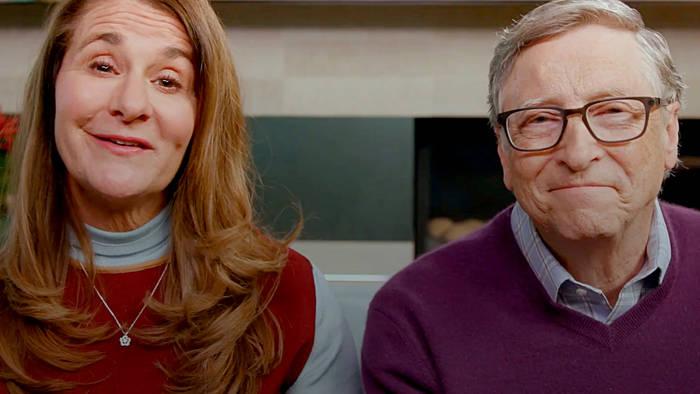 News video: Nach 27 Jahren Ehe: Bill und Melinda Gates lassen sich scheiden