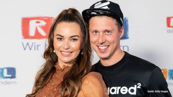 """News video: Renata & Valentin Lusin: Streit wegen """"Let's Dance"""
