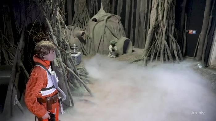 News video: Lichtschwerter und Droiden: Internationaler «Star Wars»-Tag