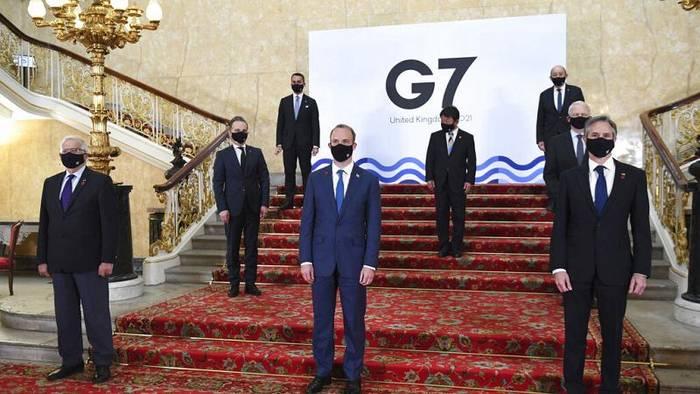 News video: G7-Außenminister beraten über China