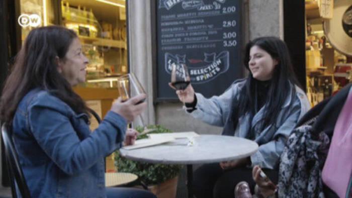 Video: Rom erwacht aus dem Lockdown-Schlaf