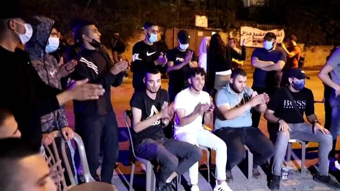 News video: Festnahmen nach Demonstration in Jerusalem