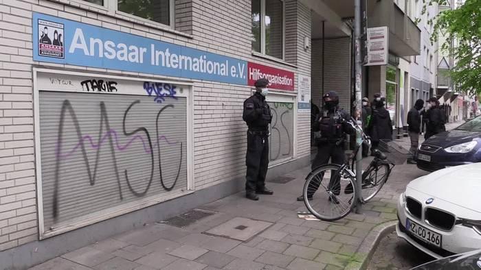 News video: Hilfsorganisation verboten: Verdacht der Terror-Finanzierung