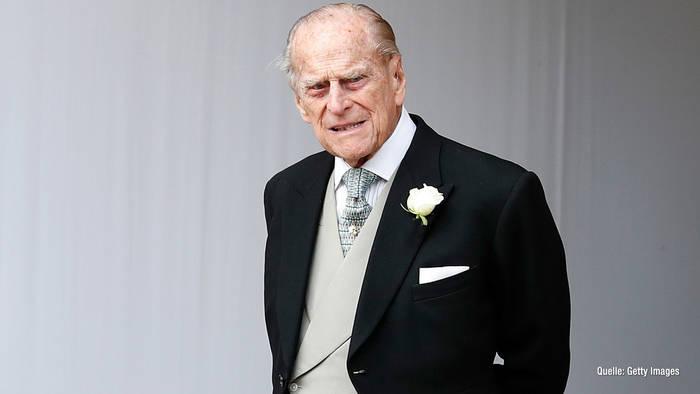 News video: Prinz Philip (†): Todesursache wurde festgestellt