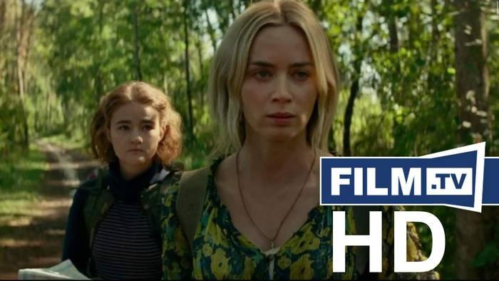 News video: A Quiet Place 2 Trailer Deutsch German (2021)