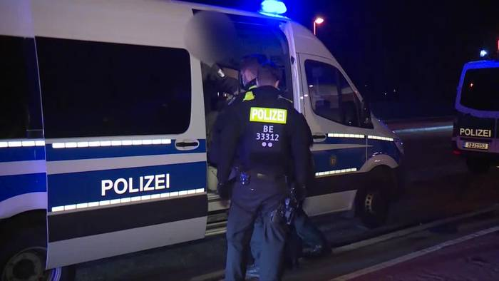 News video: Vier Verletzte bei Messerangriff an Berliner U-Bahnhof