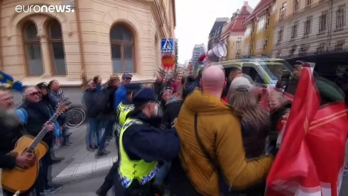 News video: Covid-19 in Schweden: Ob der andere Weg richtig war, wird sich zeigen