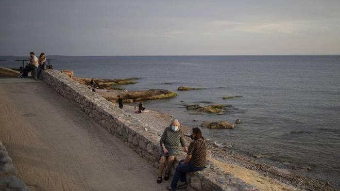 News video: Urlaub in Griechenland oder Pulli aus Hundewolle? Euronews am Abend 5.5.