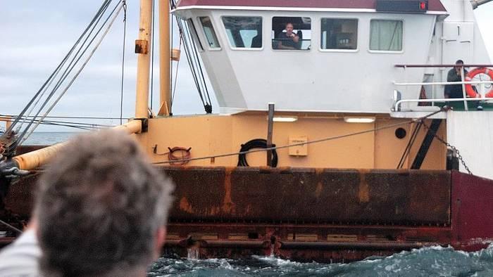News video: Fischereistreit vor Jersey: Briten schicken Marineschiffe