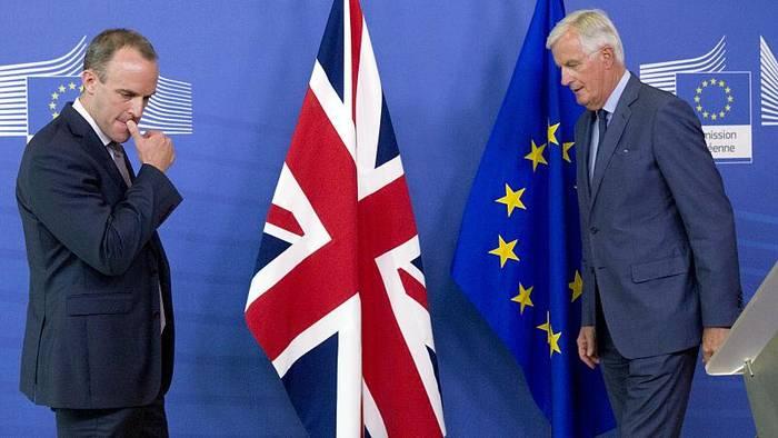News video: Von Bulldozern und künstlichen Dramen: Michel Barniers Brexit-Memoiren