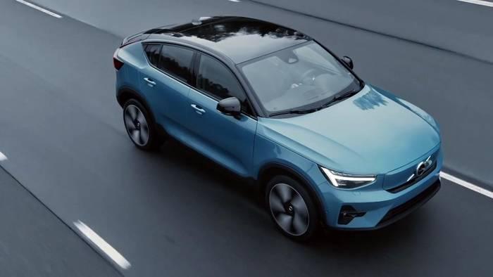 News video: Der Volvo XC40 Recharge - Kraftvoller E-Antrieb, digitales Vertriebsmodell