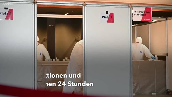 News video: Corona-Lage in Deutschland: RKI-Lagebericht vom 7. Mai