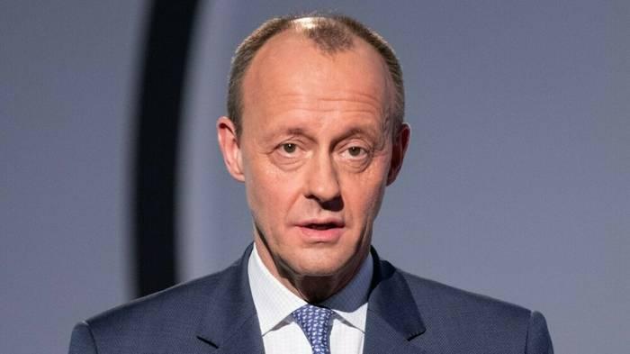 News video: Friedrich Merz warnt vor Annalena Baerbock als Kanzlerkandidatin