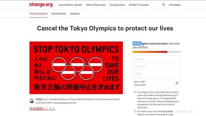 News video: Petition in Japan: Absage der Olympischen Spiele gefordert