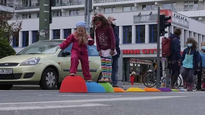 News video: Berlin autofrei? Mehr als nur ein Traum!