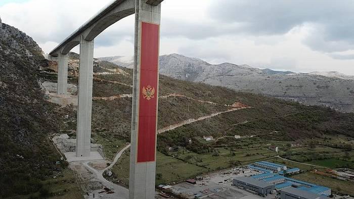 News video: Montenegro in der chinesischen Schuldenfalle? Wer stellt die Autobahn fertig?