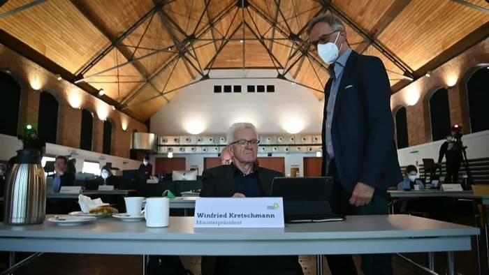News video: Grüne leiten Ausschlussverfahren gegen Boris Palmer ein