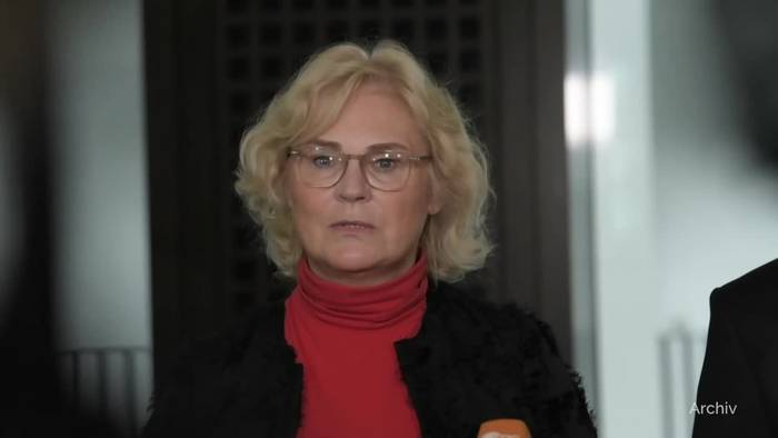 News video: Bundesjustizministerin warnt vor Fälschung von Impfausweisen