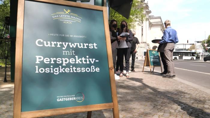 News video: Corona killt die Berliner Currywurst