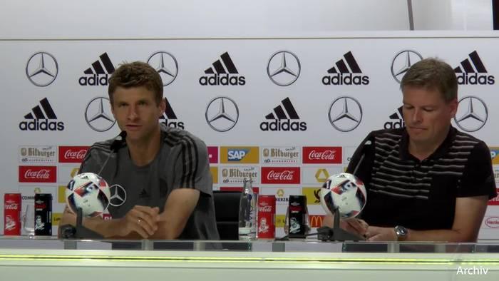 News video: Bundestrainer Löw will Müller in DFB-Auswahl zurückholen