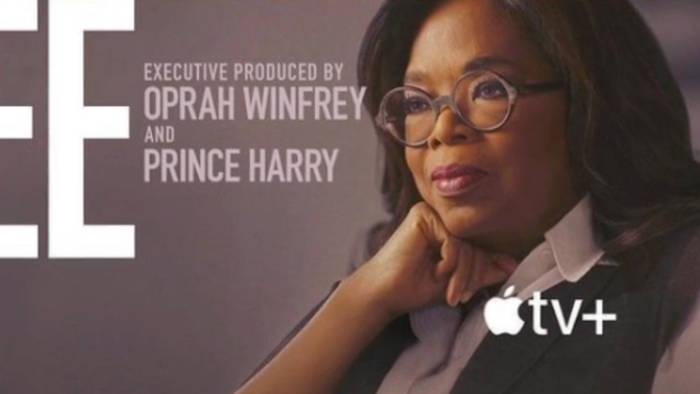 News video: Prinz Harry und Oprah Winfrey: Gemeinsame Doku-Serie auf Apple TV+