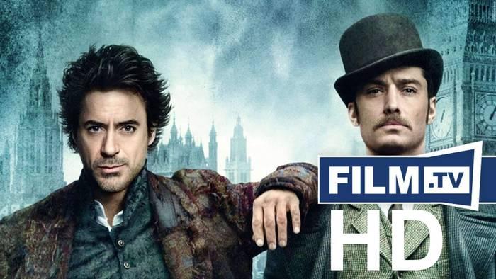 News video: Sherlock Holmes Trailer Deutsch German (2009)