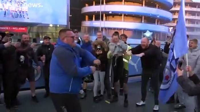 News video: 5 Titel in 10 Jahren: Manchester City wieder Englischer Meister