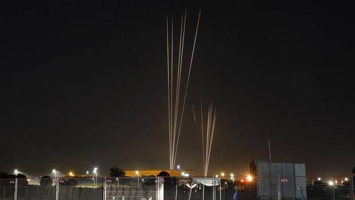 Video: Mehr als 100 Raketenangriffe auf Tel Aviv