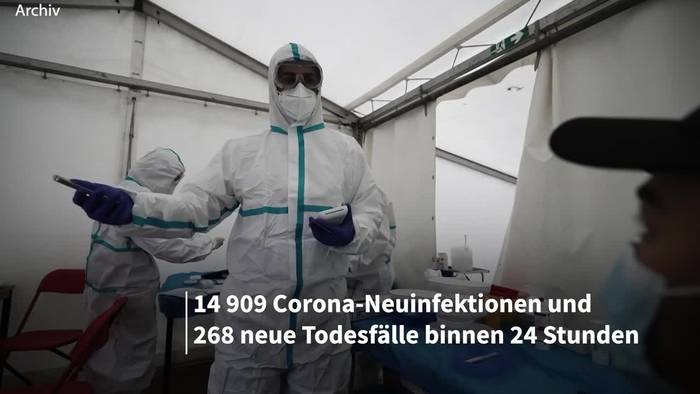 Video: Corona-Lage in Deutschland: RKI-Lagebericht vom 12. Mai