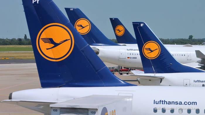 News video: Lufthansa: Umbuchungen von Flugtickets weiterhin möglich