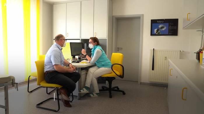 News video: Bayern gibt alle Corona-Impfstoffe in Arztpraxen frei