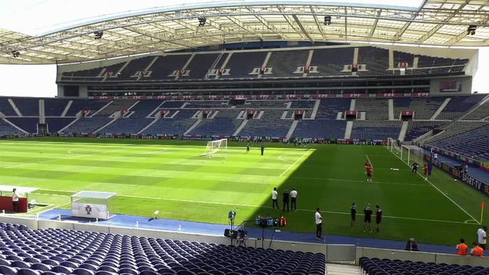 News video: Englische Fans atmen auf: UEFA verlegt Königsklassen-Finale nach Porto