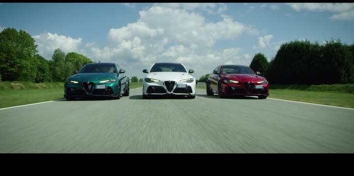 News video: Alfa Romeo Giulia GTA - Eine Legende ist zurück auf der Straße