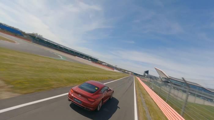 Video: Bentley Continental GT Speed Convertible feiert den Frühling mit seinem Debüt