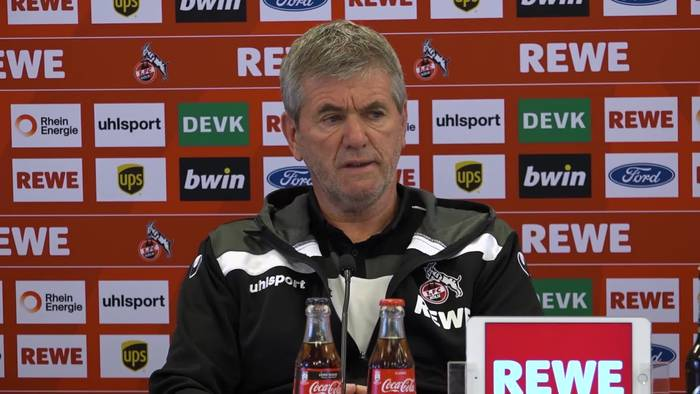 """News video: """"Keine Angstgefühle"""" beim 1. FC Köln vor dem Abstiegs-Endspiel in Berlin"""