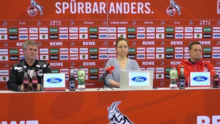 """News video: Friedhelm Funkel über Nachfolger Steffen Baumgart: """"Es ist eine sehr gute Entscheidung für den 1. FC Köln"""""""