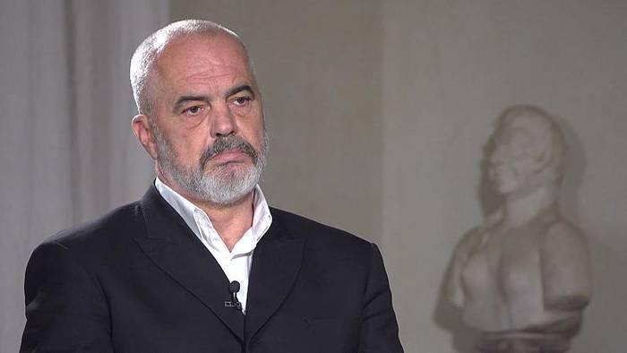 """News video: Edi Rama: """"Europa ist ein Testament und was wir unseren Kindern schuldig sind"""""""