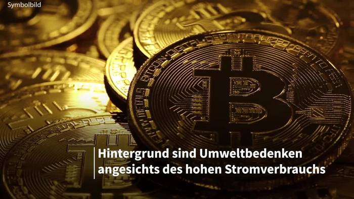 News video: Tesla stoppt Bitcoin-Zahlungen