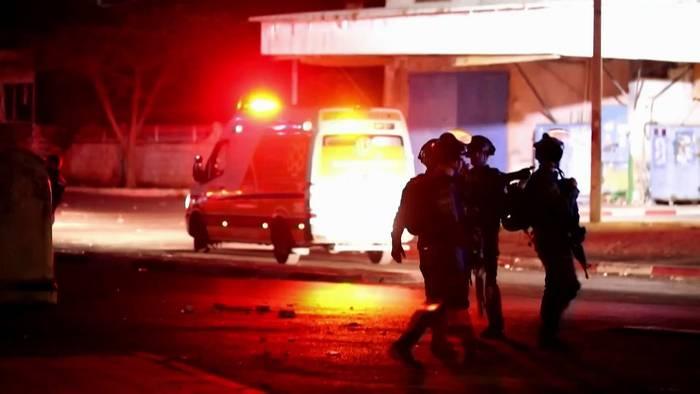News video: Israel droht mit noch mehr Angriffen auf Gaza - und mit Bodenoffensive