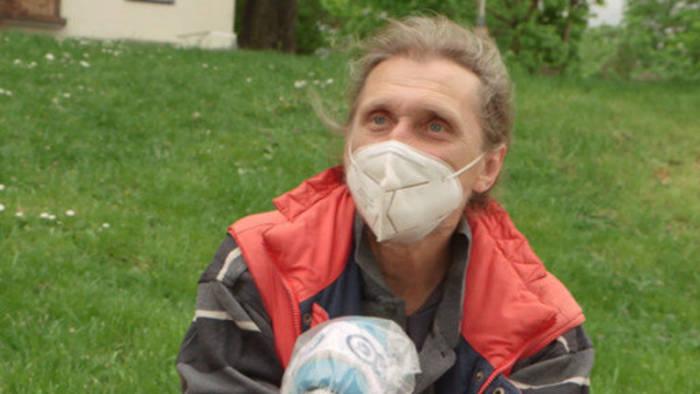 News video: Bonn: Corona-Impfaktion für Wohnungslose
