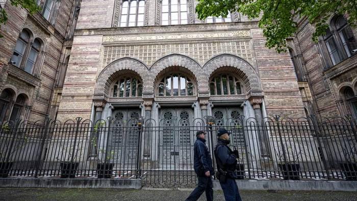 News video: Berlin: Antisemitische Aktionen