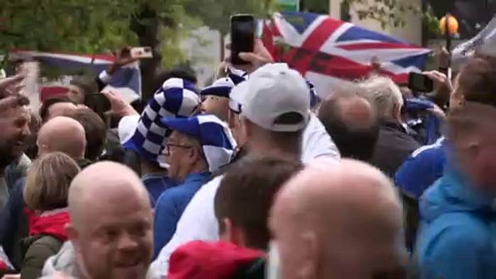 Video: FA Cup Finale in England vor 21.000 Fans - Chelsea verliert