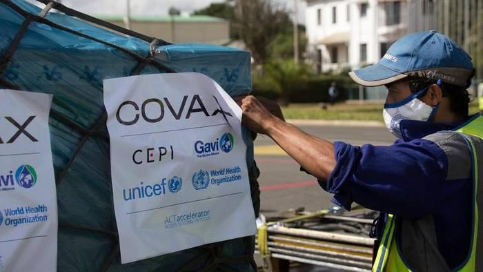 News video: Erst die Armen, dann die Kinder: WHO bitte um Vorrang für COVAX