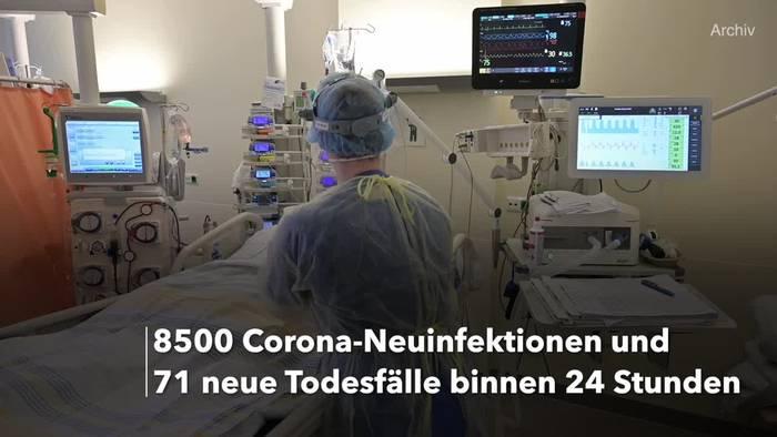 News video: Corona-Lage in Deutschland: RKI-Lagebericht vom 16. Mai
