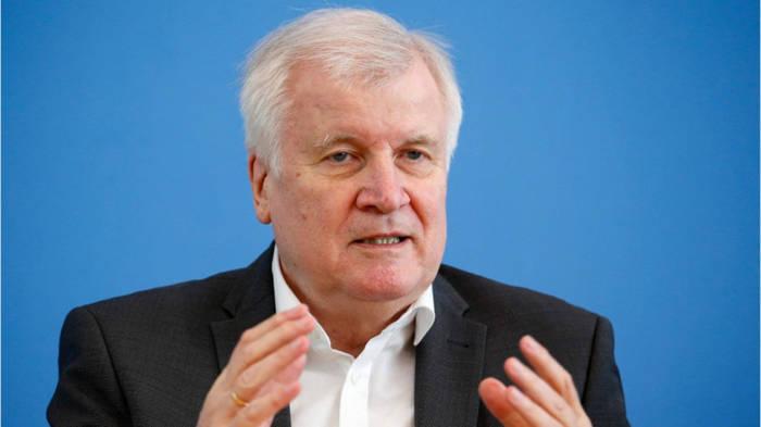 Video: Horst Seehofer will mit