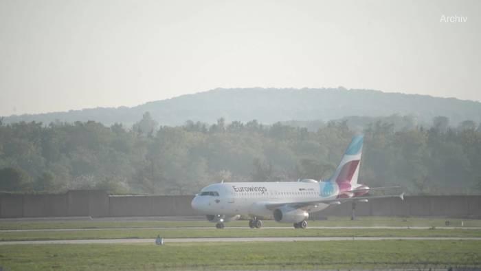 Video: Baerbock will Aus für Kurzstreckenflüge