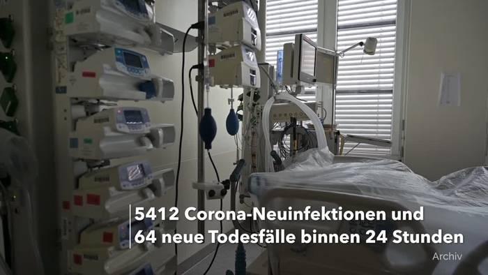 Video: Corona-Lage in Deutschland: RKI-Lagebericht vom 17. Mai