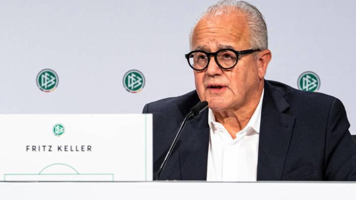 Video: Nach Nazi-Eklat: DFB-Präsident Fritz Keller tritt zurück