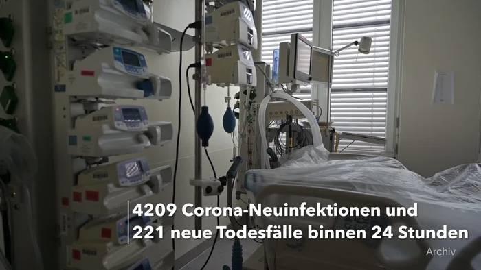 News video: Corona-Lage in Deutschland: RKI-Lagebericht vom 18. Mai